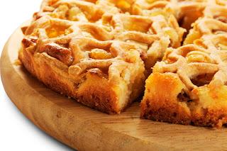 Γλυκό με μήλα σε 10΄ λεπτά