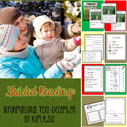 December Guided Reading