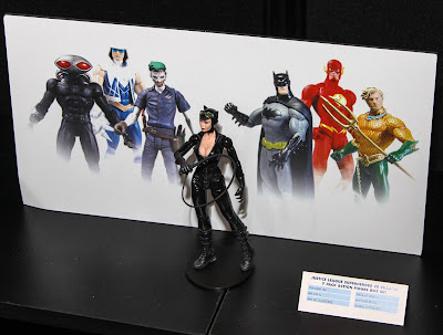 DC Collectibles New 52 Heroes vs Villains Boxed Set