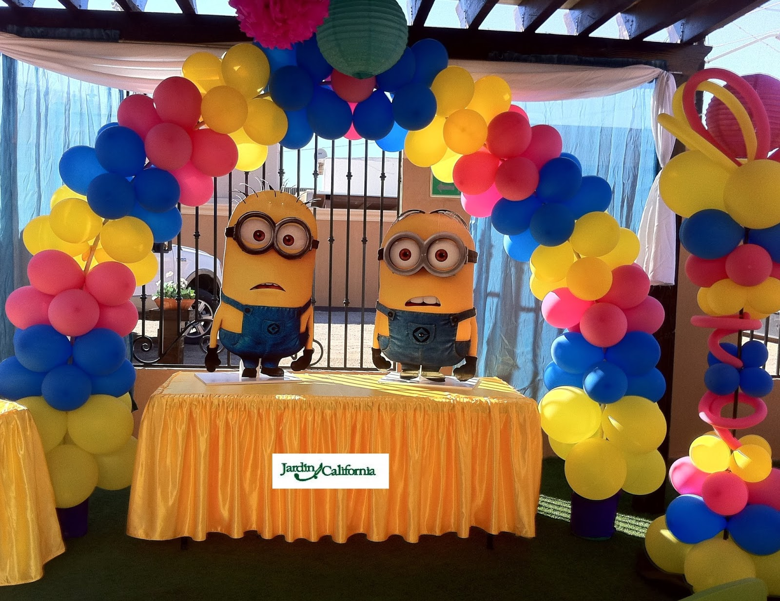 Minions Decoracion Para Fiestas ~ decoracion de frozen decoracion de minions Car Tuning