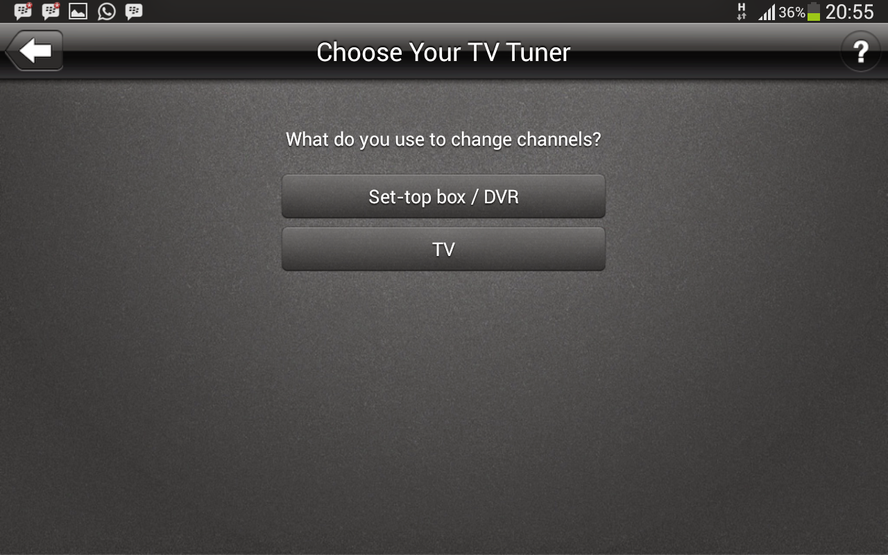 how to connect dvr to samsung smart tv