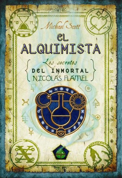 El Alquimista (Michael Scott)