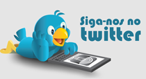 Siga-nos no Twitter