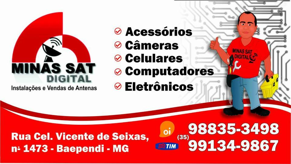 Minas Sat Digital