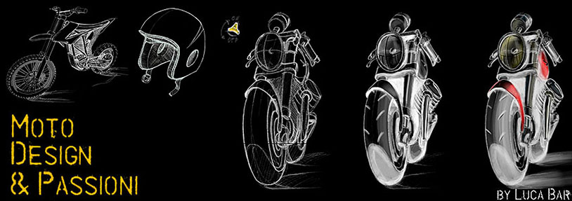 MOTO DESIGN E PASSIONI