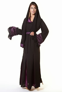 arabian abaya styles 2013-14