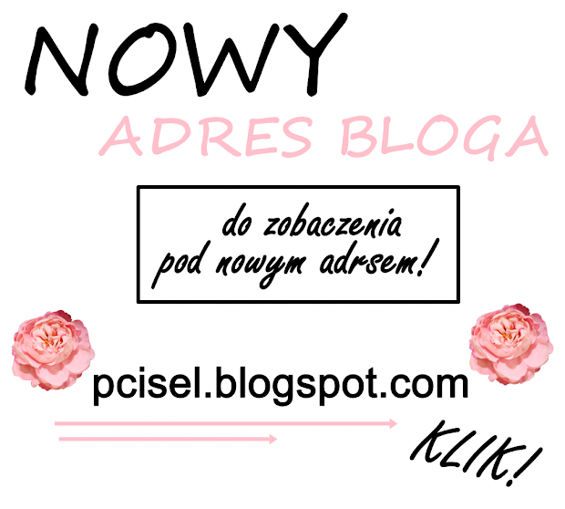 Nowy adres bloga