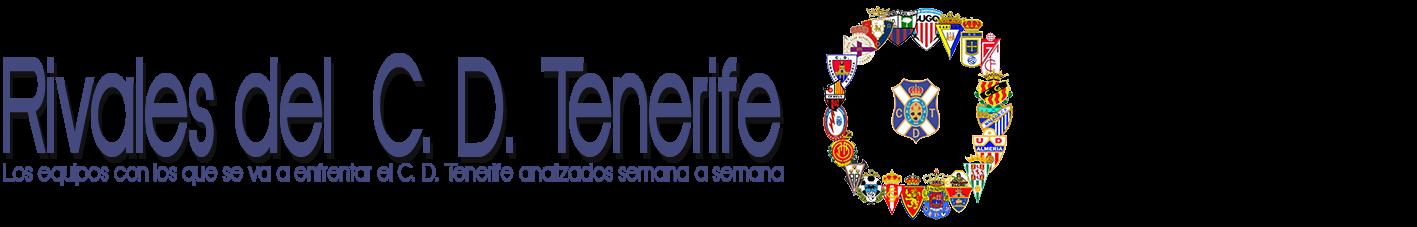 Rivales del C. D. Tenerife