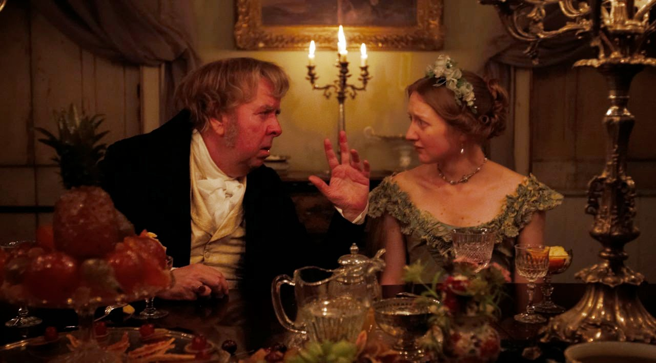 mr turner-timothy spall-eleanor yates