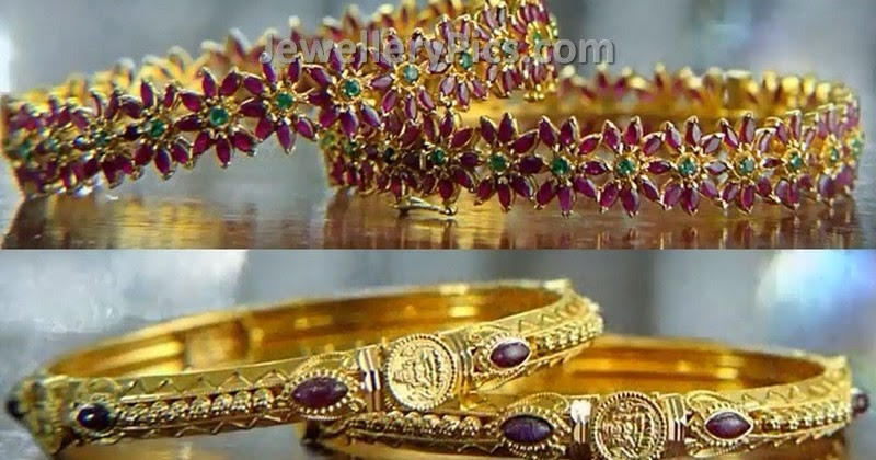 Nac Valayal Thiruvizha Collection Latest Jewellery Designs