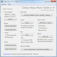 Root Samsung Galaxy Nexus