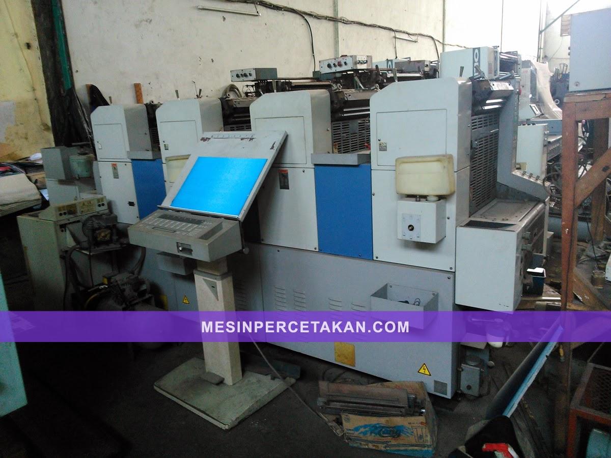 Ryobi 3304 HA | 4 Color Ryobi Machine