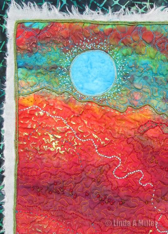 Molten by Linda A Miller