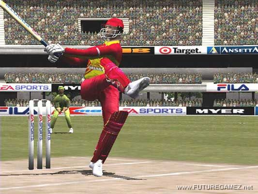 ea sports cricket 2007
