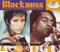 Blacknuss - Rising To The Top (CDM) (1995)