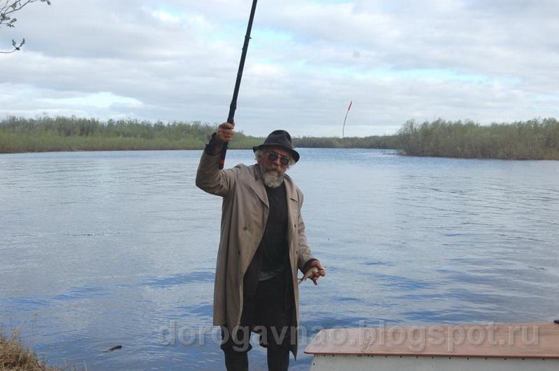 рыбалка в коми в сосногорском районе