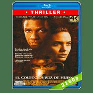 El coleccionista de huesos (1999) 4K UHD Audio Dual Latino-Ingles