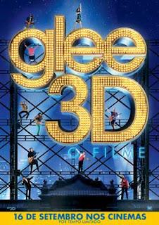 Enviar Glee 3D para o Twitter