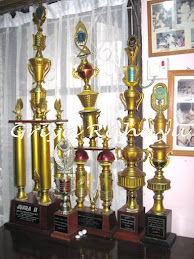 Piala hasil lomba