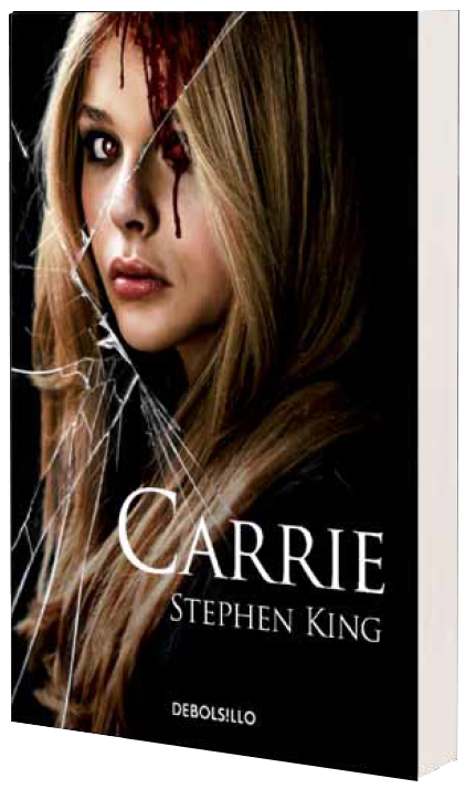 Stephen King CARRIE (1974, Hardcover) DOUBLEDAY, Excellent Condition