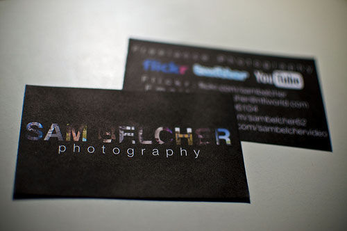73) Business Card