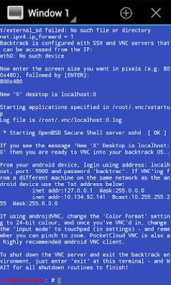 Backtrack Installer Paid Apk