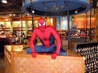 Spider-Man at Islands of Adventure