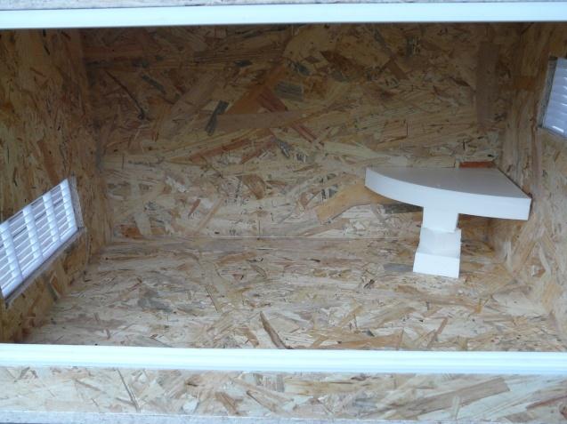 m 39 gecko fabriquer un terrarium en osb. Black Bedroom Furniture Sets. Home Design Ideas