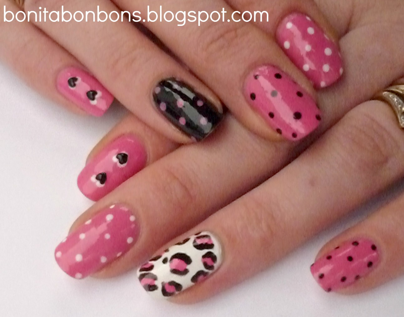 country girl nail designs pink camo nail tips rebel flag nail designs ...