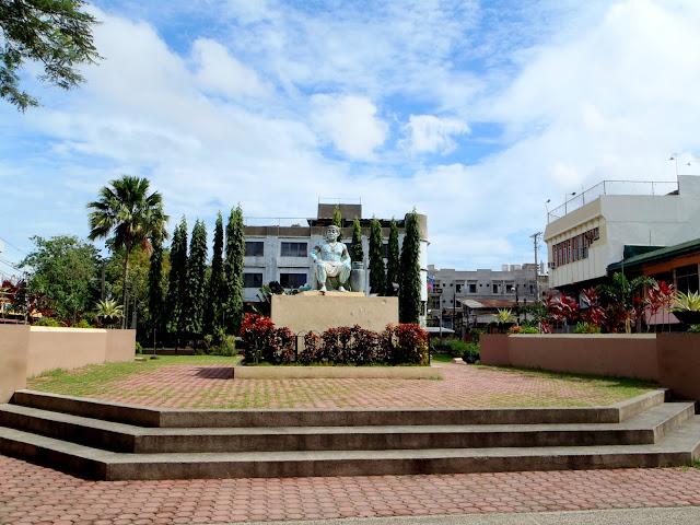 Rajah Humabon Monument