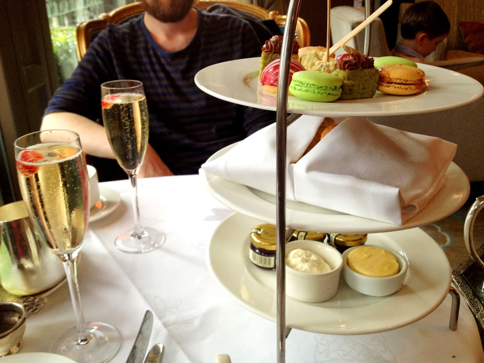 Afternoon Tea At The Westbury Hotel French Foodie In