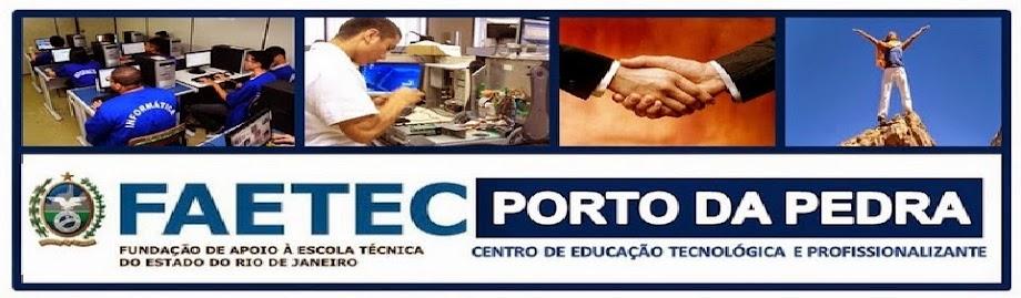 CETEP PORTO DA PEDRA