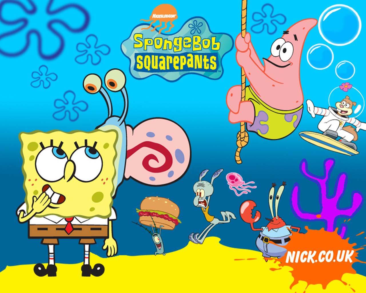 Spongebob Squarepants images Rainbow HD wallpaper and