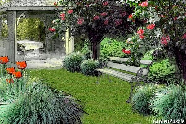 Garden Puzzle una herramienta gratuta para el diseo de jardines