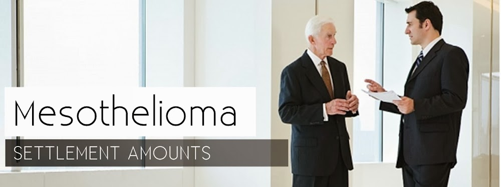 Mesothelioma Settlement Amounts