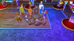 Free Download Games Scooby Doo! And Looney Tunes Cartoon Universe Adventures For PC Full Version