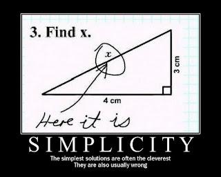 Global Warming simplicity