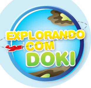 """Concurso Cultural """"Explorando Com Doki"""""""