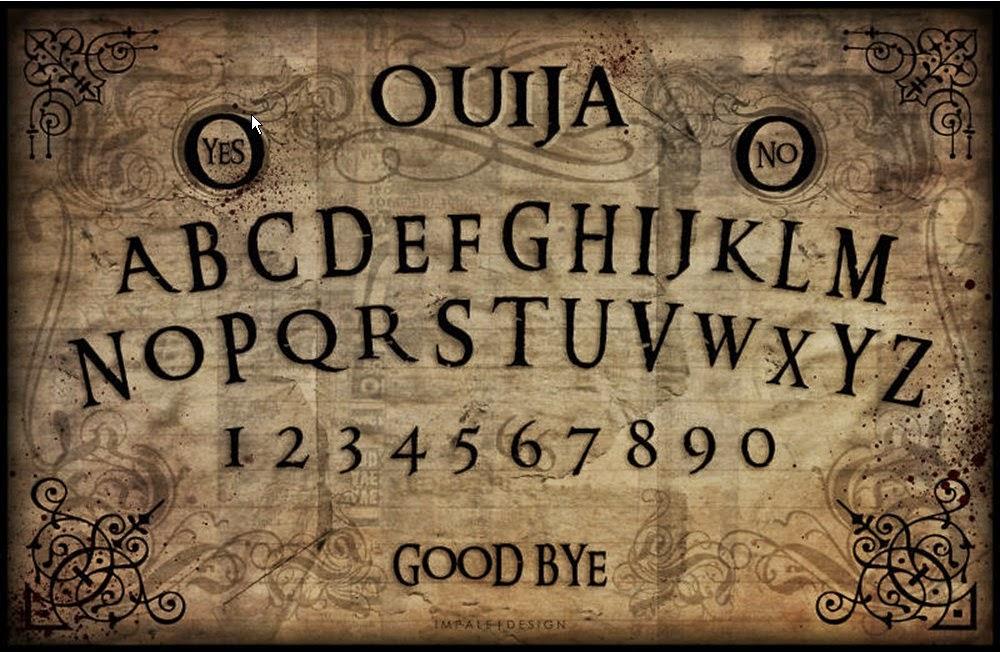 Los peligros de jugar la Ouija - Off Topic y humor