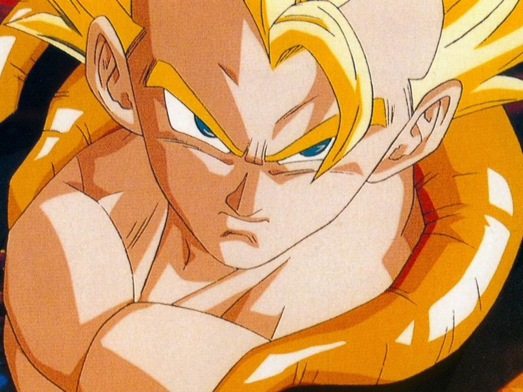 Otros saiyans gogeta for Chambre dragon ball z