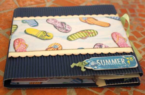 Kreative ideen rund ums basteln scrapbooking kochen und backen summer - Scrapbook ideen ...