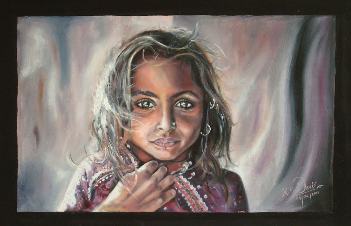 gujarati girl in beach