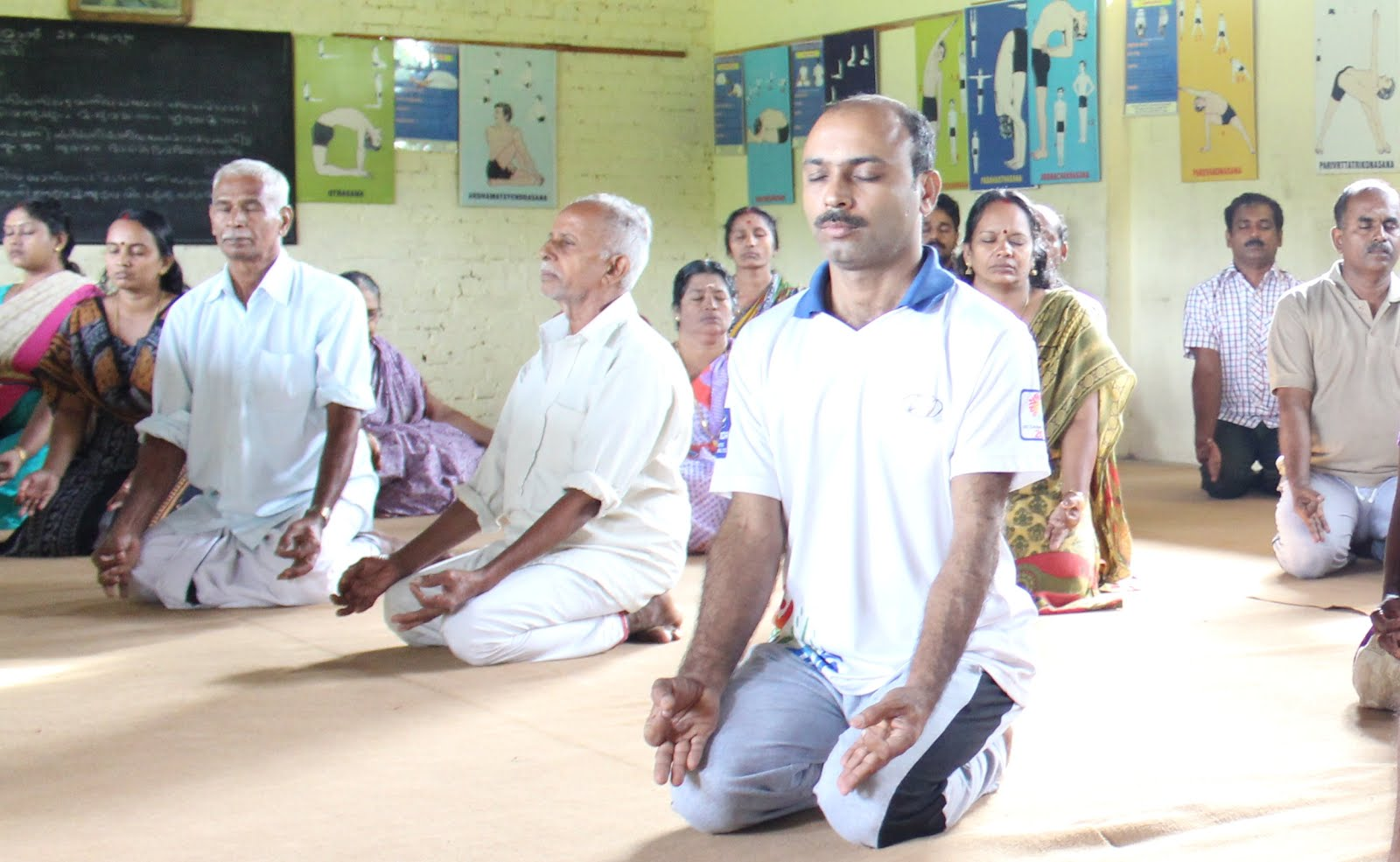 YOGA for Harmony and Peace - 'യോഗ'