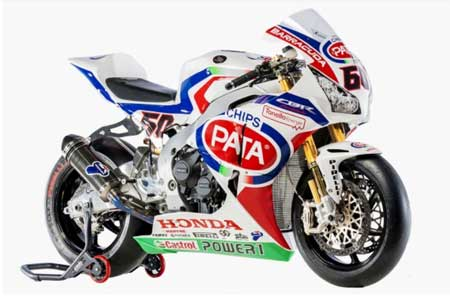 Honda CBR Fireblade World Superbike