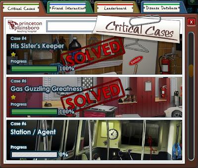 Critical Cases File