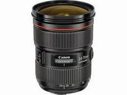 Daftar Harga Lensa Kamera Canon EF L-Series