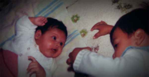 Mi hermano y yo