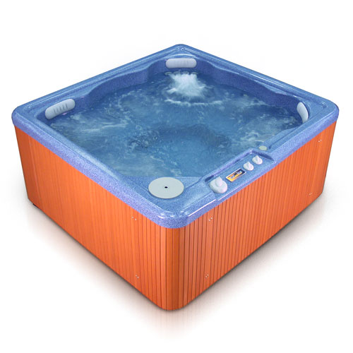 Hot tub reviews and information for you july 2012 for Waterworks copper tub