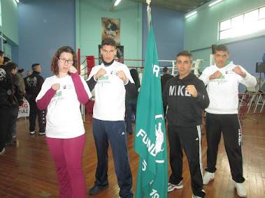 Campeonato Nacional de Muay Thai - LISBOA Camarate, 02 março 2013