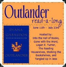 Book discussion questions for Outlander by Diana Gabaldon
